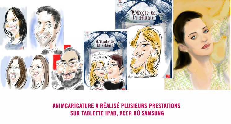 Prestations Ipad